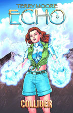 Image: Terry Moore's Echo Vol. 04: Collider SC  - Abstract Studios