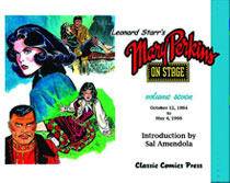 Image: Leonard Starr's Mary Perkins on Stage Vol. 07 SC  - Classic Comics Press Inc