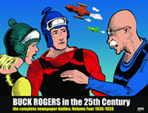 Image: Buck Rogers in 25th Century Dailies Vol. 04: 1934-1935 HC  - Hermes Press