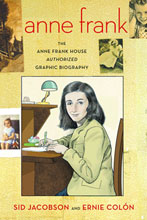 Image: Anne Frank House Authorized Graphic Bio SC  - Hill & Wang