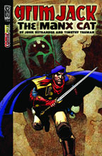 Image: Grimjack: The Manx Cat SC  - IDW Publishing
