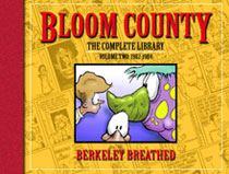 Image: Bloom County Complete Library Vol. 02: 1982-1984 HC  - IDW Publishing