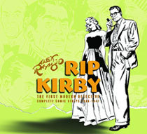 Image: Rip Kirby Vol. 02: 1948-1951 HC  - IDW Publishing