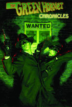 Image: Green Hornet Chronicles Limited Edition HC  - Moonstone