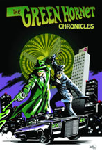 Image: Green Hornet Chronicles Direct Market SC  - Moonstone