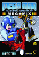 Image: Mega Man: Megamix Vol. 02 GN  - Udon Entertainment Corp