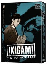 Image: Ikigami: The Ultimate Limit Vol. 05 SC  - Viz Media LLC