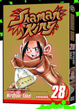 Image: Shaman King Vol. 28 SC  - Viz Media LLC