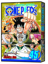 Image: One Piece Vol. 45 SC  - Viz Media LLC