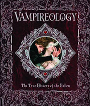 Image: Vampireology: The True History of the Fallen Ones HC  -