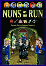 Image: Nuns on the Run Board Game  - Mayfair Games