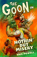 Image: Goon Vol. 01: Nothin But Misery SC  (2nd edition) - Dark Horse