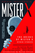 Image: Mister X: Brides of Mister X & Other Stories HC  - Dark Horse