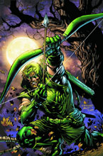 Image: Green Arrow #11 (variant cover) (v10) - DC Comics