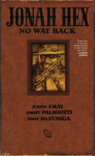 Image: Jonah Hex: No Way Back SC  - DC Comics