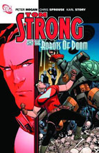 Image: Tom Strong and the Robots of Doom SC  - DC Comics - Wildstorm