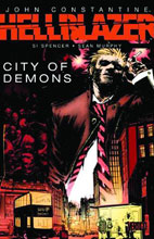 Image: Hellblazer: City of Demons SC  - DC Comics - Vertigo