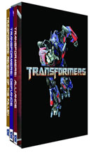 Image: Transformers Movie Slipcase Collection Vol. 02  - IDW Publishing