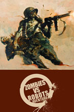 Image: Zombies vs. Robots Aventure SC  - IDW Publishing