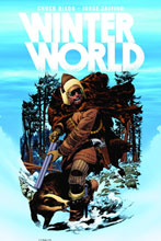 Image: Winterworld SC  - IDW Publishing