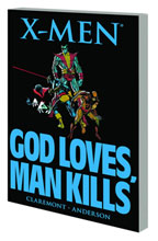 Image: X-Men: God Loves, Man Kills SC  (new printing) - Marvel Comics