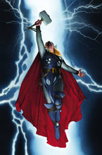 Image: Mighty Thor by Travis Charest Poster  - Marvel Comics