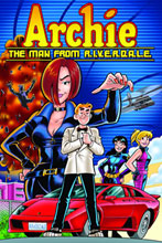Image: Archie: Man from Riverdale SC  - Archie Comic Publications