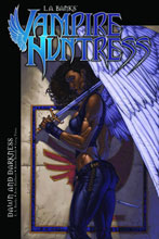 Image: LA Banks' Vampire Huntress Vol. 01: Dawn and Darkness SC  - D. E./Dynamite Entertainment