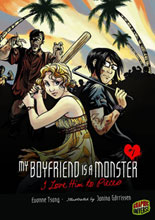 Image: My Boyfriend Is a Monster Vol. 01: I Love Him to Pieces GN  - Lerner Publishing Group