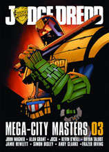 Image: Judge Dredd: Mega-City Masters Vol. 03 SC  - Rebellion / 2000AD