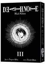 Image: Death Note Black Edition Vol. 03 SC  - Viz Media LLC