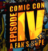 Image: Comic Con Episode IV: Fan's Hope HC  -