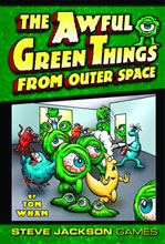 Image: Awful Green Things from Outer Space  (2011 Edition) - Steve Jackson Games