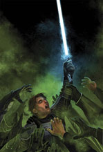 Image: Star Wars: Knights of the Old Republic - War #4 - Dark Horse Comics