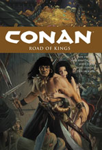 Image: Conan Vol. 11: Road of Kings SC  - Dark Horse
