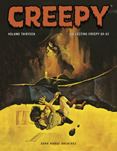 Image: Creepy Archives Vol. 13 HC  - Dark Horse