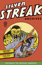 Image: Silver Streak Archives Featuring the Original Daredevil Vol. 01 HC  - Dark Horse