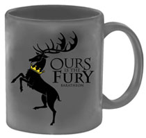 Image: Game of Thrones Coffee Mug: Baratheon  - Dark Horse