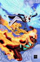 Image: Fury of Firestorm: The Nuclear Men #8 - DC Comics