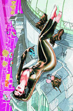 Image: Catwoman Vol. 01: The Game SC  - DC Comics