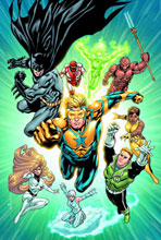Image: Justice League International Vol. 01: Signal Masters SC  - DC Comics