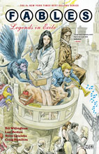 Image: Fables Vol. 01: Legends in Exile SC  - DC Comics - Vertigo