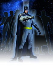 Image: DC Comics Essentials Action Figure: Batman  - DC Direct