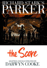 Image: Richard Stark's Parker Book 03: The Score HC  - IDW Publishing
