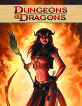 Image: Dungeons & Dragons Vol. 03: Down HC  - IDW Publishing