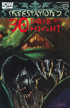 Image: Infestation 2: 30 Days of Night  (10-copy incentive cover) (v10)