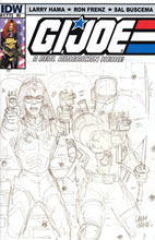 Image: G.I. Joe: A Real American Hero #177 (10-copy incentive cover) (v10)