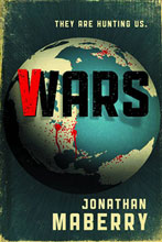 Image: V: Wars Prose HC  - IDW Publishing