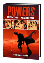 Image: Powers Vol. 06: Sellouts HC  - Marvel Comics
