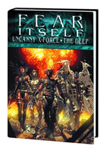 Image: Fear Itself: Uncanny X-Force - Deep HC